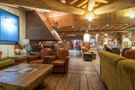 Location au ski Résidence P&V Premium les Fermes de Méribel - Méribel - Réception