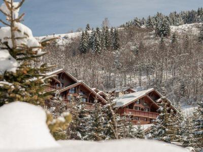 Rent in ski resort Résidence P&V Premium les Fermes de Méribel - Méribel