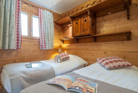 Location au ski Résidence P&V Premium les Fermes de Méribel - Méribel - Lit simple