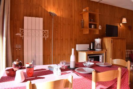 Location au ski Studio 4 personnes (3A63) - Résidence Peclet-en Garnet - Méribel