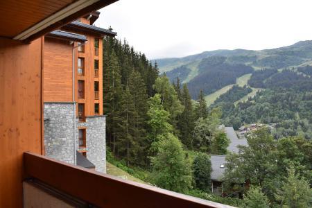 Location au ski Résidence Peclet-en Garnet - Méribel