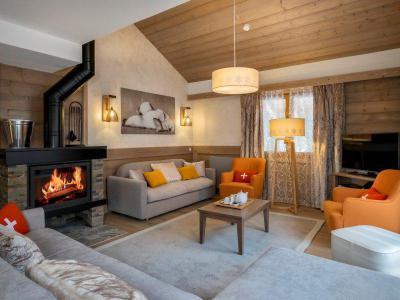 Location au ski Appartement 4 pièces 8 personnes - Résidence Pierre & Vacances l'Hévana - Méribel