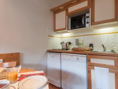 Rent in ski resort Résidence Pierre & Vacances le Peillon - Méribel - Kitchen