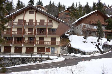 Location au ski Studio 4 personnes (5) - Résidence Squaw Valley - Méribel