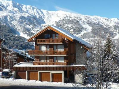 Location au ski Appartement 2 pièces coin montagne 4 personnes - Residence Surf - Méribel