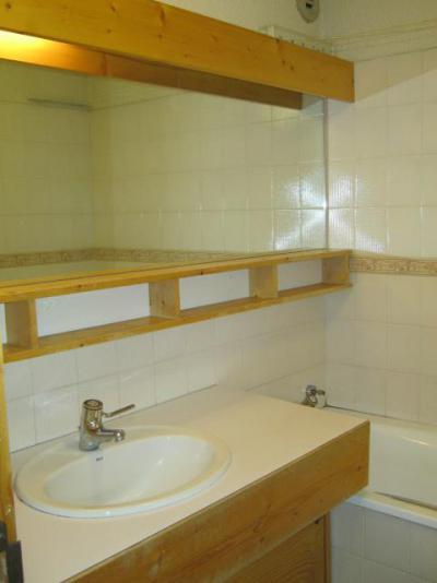 Location au ski Appartement 3 pièces 6 personnes (5) - Residence Troillet - Méribel - Lavabo