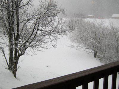 Location au ski Appartement 3 pièces 6 personnes (5) - Residence Troillet - Méribel - Extérieur hiver
