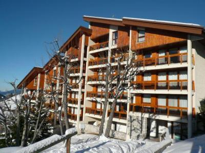 Location au ski Residence Trois Marches Bat C - Méribel
