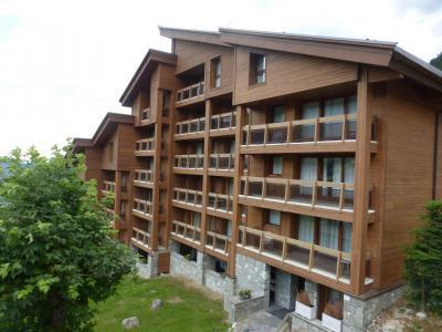 Location au ski Résidence Trois Marches Bat D - Méribel