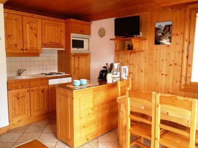 Skiverleih 3-Zimmer-Appartment für 5 Personen (03) - Résidence Tsanteleina - Méribel - Appartement