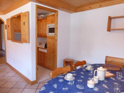 Location au ski Appartement 3 pièces 6 personnes (01) - Residence Tsanteleina - Méribel - Salle d'eau
