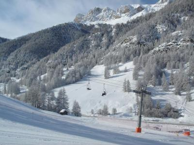 Location au ski Résidence Adonis Molines By Olydea - Molines en Queyras - Extérieur hiver