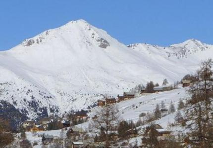 Location au ski Residence Le Clot La Chalp - Molines en Queyras - Extérieur hiver