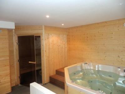 Location au ski Residence Le Clot La Chalp - Molines en Queyras - Jacuzzi