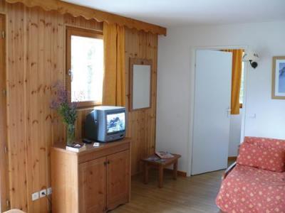 Location au ski Residence Le Clot La Chalp - Molines en Queyras - Coin séjour