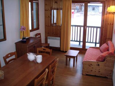 Location au ski Residence Le Clot La Chalp - Molines en Queyras - Séjour