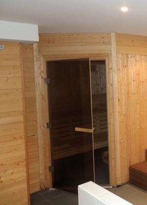 Location au ski Residence Le Clot La Chalp - Molines en Queyras - Sauna