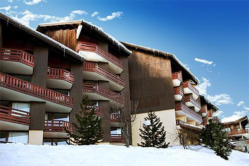 Location à Montalbert, HOTEL CLUB MMV LES SITTELLES