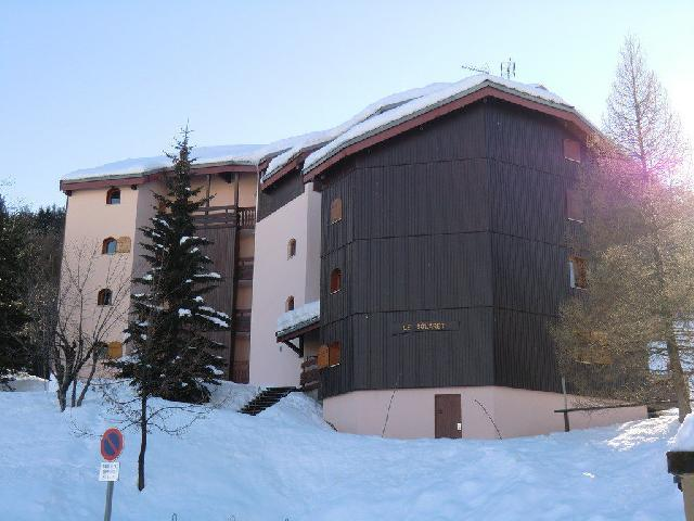 Ski en famille La Residence Le Solaret