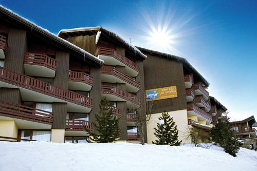 Location Residence Club Mmv Les Sittelles hiver