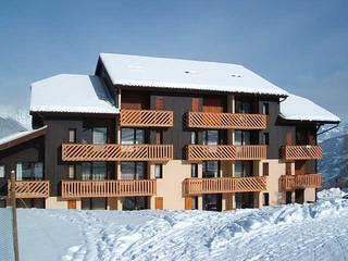 Ski en décembre Residence Plaisances