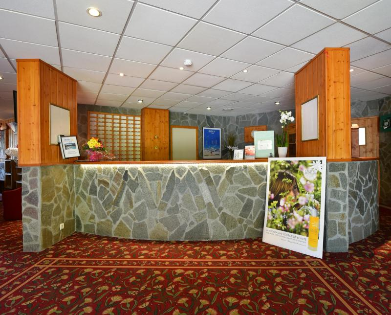 Location au ski Hôtel Club MMV les Sittelles - Montalbert - Réception