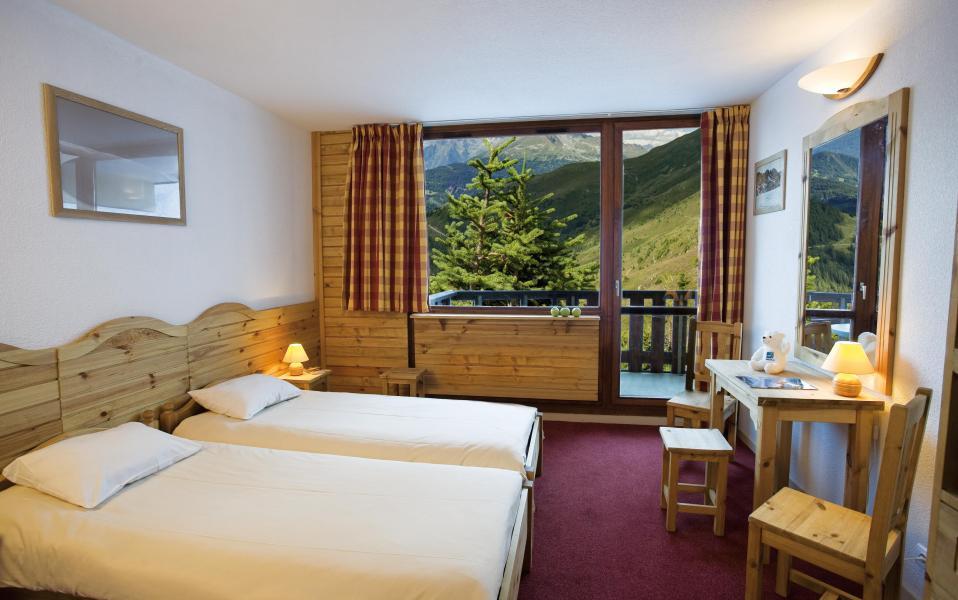 Location au ski Hôtel Club MMV les Sittelles - Montalbert - Chambre