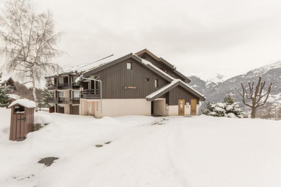 Alquiler al esquí La Résidence la Grangette - Montalbert