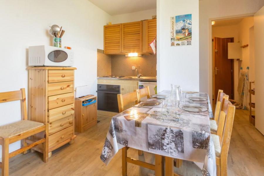 Alquiler al esquí Apartamento 2 piezas para 5 personas (201) - La Résidence la Grangette - Montalbert