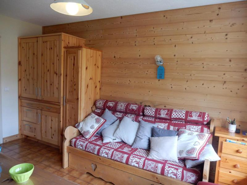 Location au ski Appartement duplex 2 pièces 6 personnes (210) - La Résidence les Charmettes - Montalbert - Salle d'eau