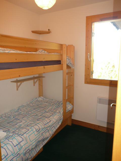 Location au ski Appartement 3 pièces 6 personnes (B21) - Les Chalets de Montalbert - Montalbert - Lits superposés