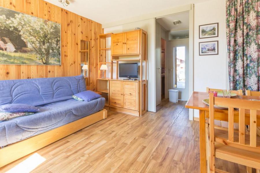 Wynajem na narty Studio kabina 4 osoby (02) - Résidence Chalets du Planay - Montalbert - Pokój gościnny
