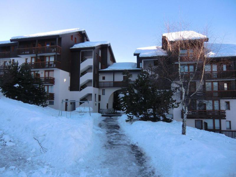 Vacaciones en montaña Résidence Chanteloup - Montalbert - Invierno