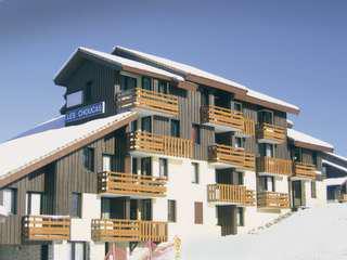 Location au ski Résidence Choucas - Montalbert