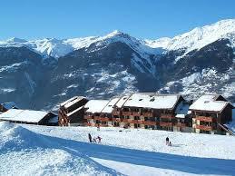 Location au ski Résidence Choucas - Montalbert - Extérieur hiver