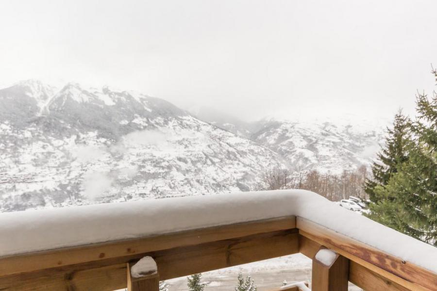 Location au ski Studio 3 personnes (334) - Résidence Choucas - Montalbert