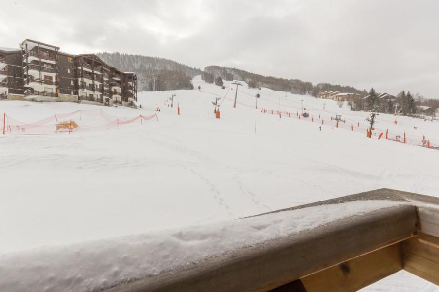 Location au ski Studio 3 personnes (327) - Résidence Choucas - Montalbert