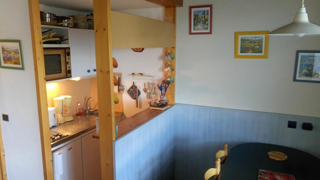 Location au ski Appartement duplex 2 pièces 5 personnes (434) - Résidence Choucas - Montalbert - Kitchenette