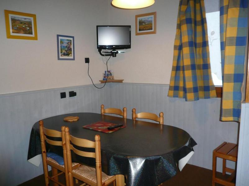 Location au ski Appartement duplex 2 pièces 5 personnes (434) - Résidence Choucas - Montalbert - Table