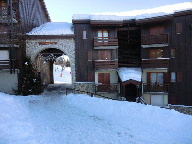 Rent in ski resort Résidence Christiana - Montalbert