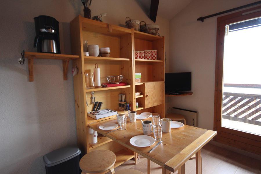 Location au ski Studio cabine 4 personnes (27) - Résidence Christiana - Montalbert