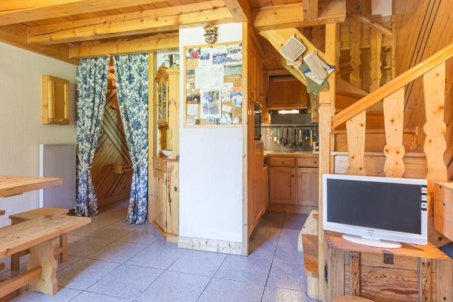 Wynajem na narty Apartament 3 pokojowy 6 osób (404) - Résidence Plaisances - Montalbert