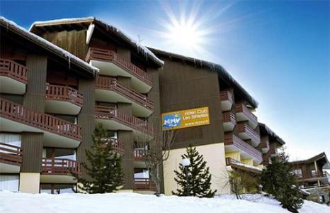 Location au ski Hotel Club Mmv Les Sittelles - Montalbert - Extérieur hiver