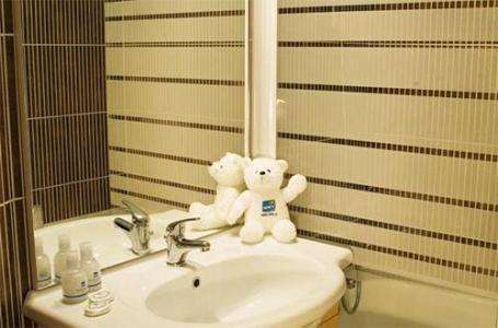 Location au ski Hotel Club Mmv Les Sittelles - Montalbert - Salle de bains
