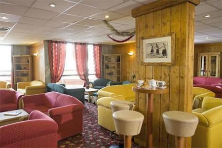 Location au ski Hotel Club Mmv Les Sittelles - Montalbert - Réception