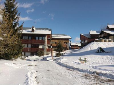 Ski en famille La Résidence la Grangette
