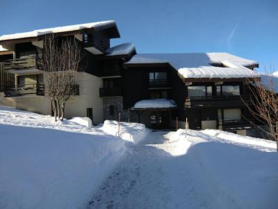 Location au ski La Résidence les Charmettes - Montalbert - Extérieur hiver