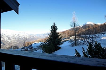 Location au ski Studio coin montagne 4 personnes (208) - La Résidence les Charmettes - Montalbert