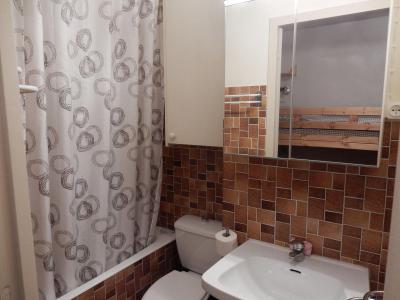 Location au ski Appartement duplex 2 pièces 6 personnes (210) - La Résidence les Charmettes - Montalbert - Baignoire