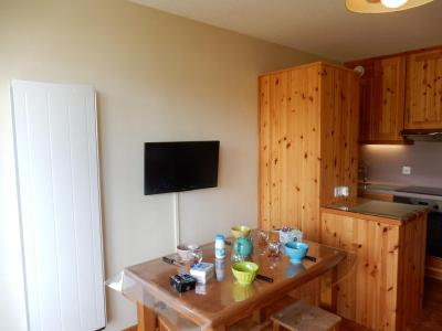 Location au ski Appartement duplex 2 pièces 6 personnes (210) - La Résidence les Charmettes - Montalbert - Table